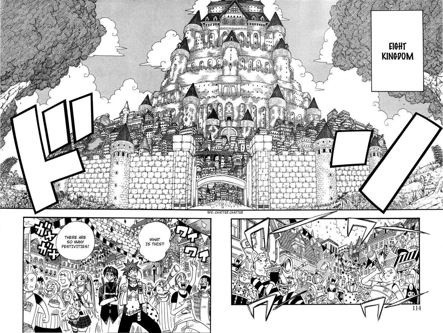 Buster Keel! Vol.7 Chapter 26 : Adventurer S Circus (Part 1) page 16 - Mangakakalots.com