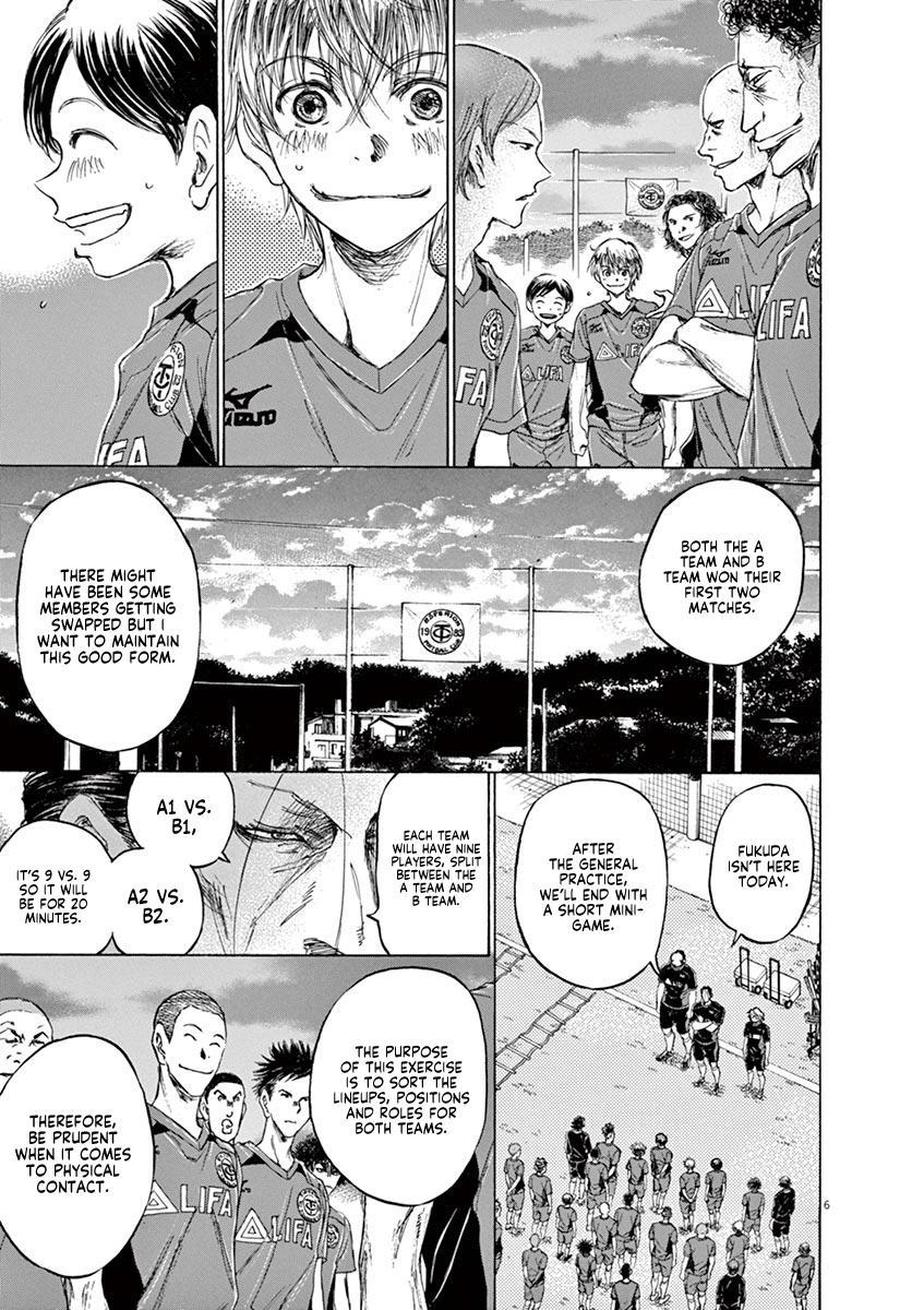 Ao Ashi Vol.7 Chapter 66: Look Out page 7 - Mangakakalots.com