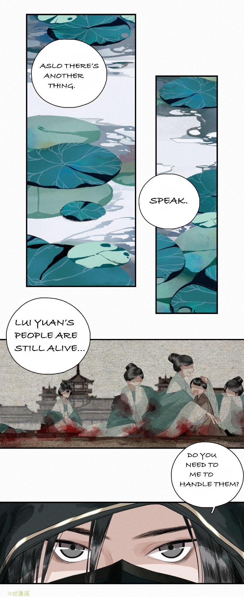 I Accidentally Saved The Jianghu'S Enemy Chapter 9 page 14 - Mangakakalots.com