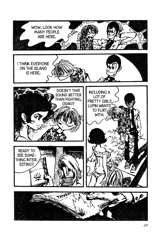 Lupin Iii Vol.9 Chapter 101: International Thievery Competition (Part 2) page 8 - Mangakakalots.com