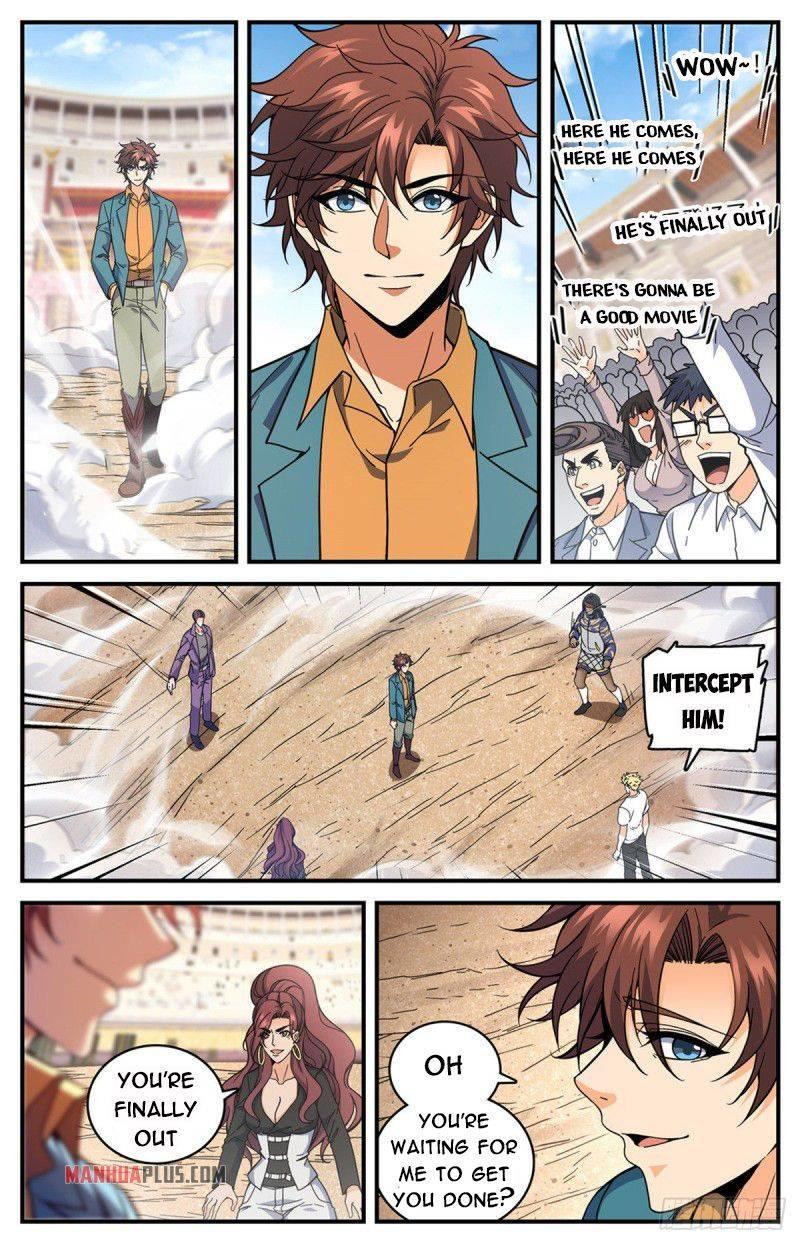 Versatile Mage Chapter 724 page 2 - Mangakakalots.com