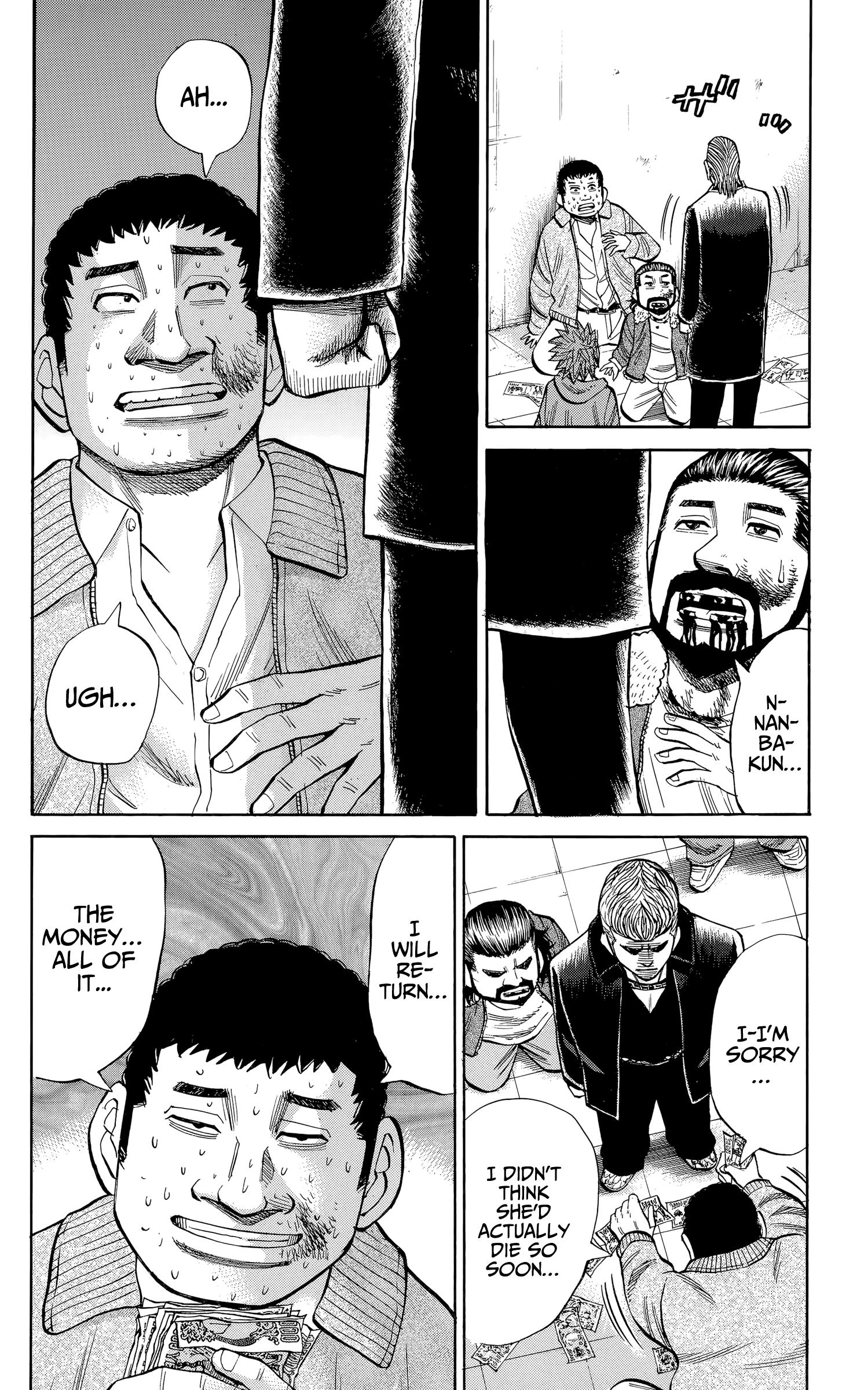 Nanba Mg5 Vol.12 Chapter 105: Together With Mama page 6 - Mangakakalots.com