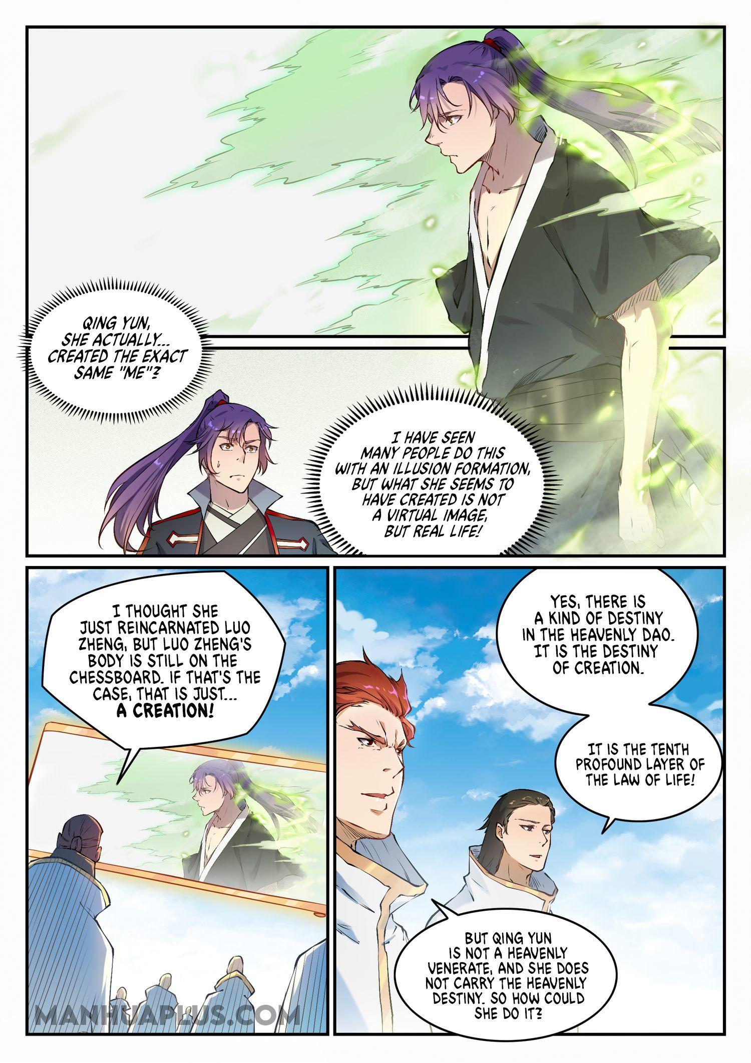 Apotheosis Chapter 672 page 8 - Mangakakalots.com