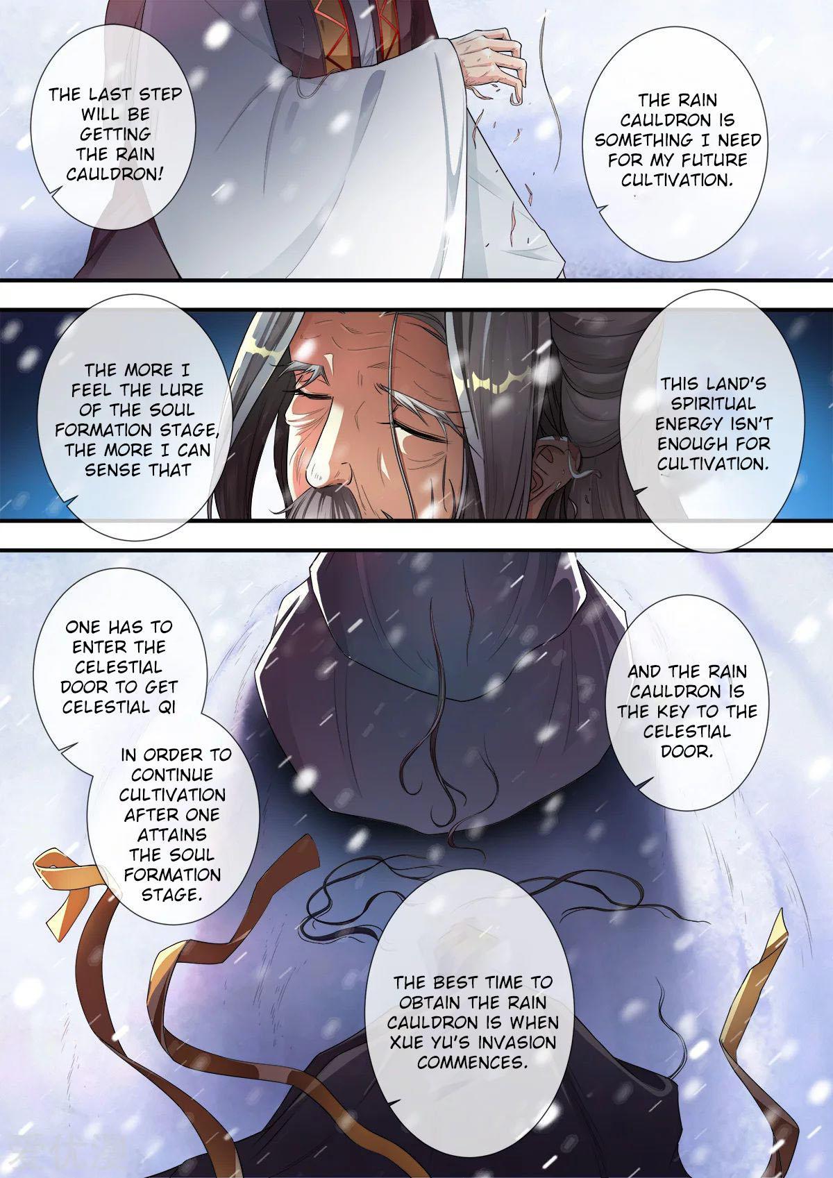 Xian Ni Chapter 167: Seizing The Earth Spirit page 3 - Mangakakalots.com