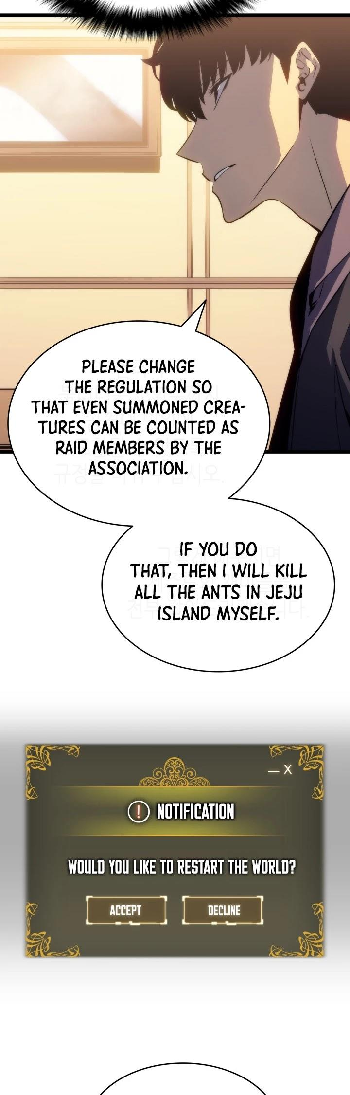 Solo Leveling Chapter 161 page 49 - Mangakakalots.com