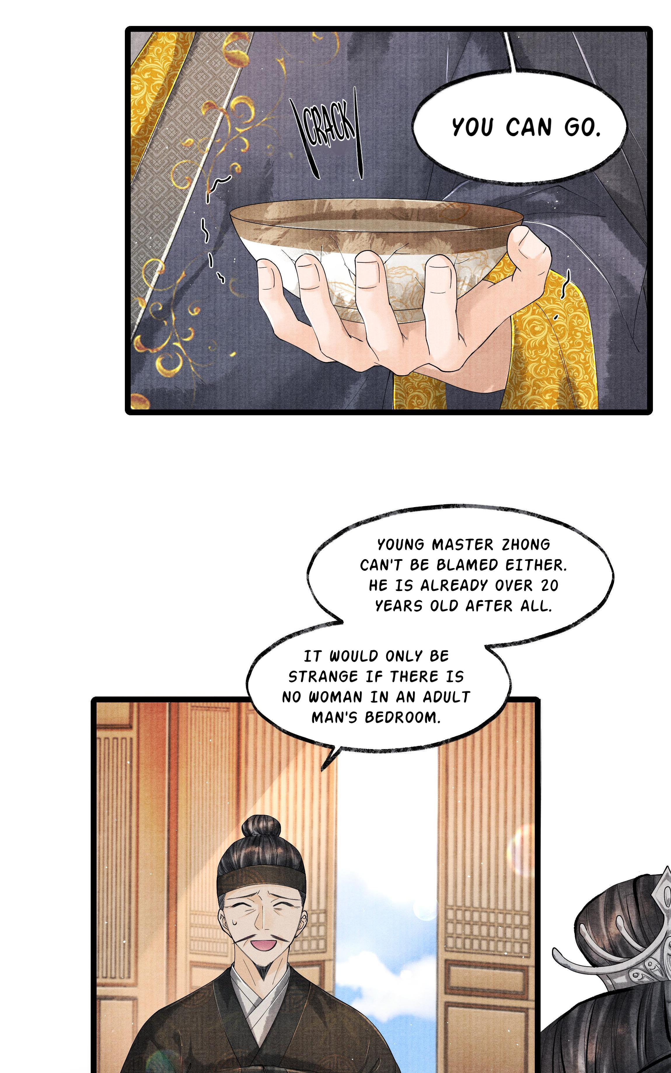 These Years In Quest Of Honour Mine Chapter 26 page 22 - Mangakakalots.com