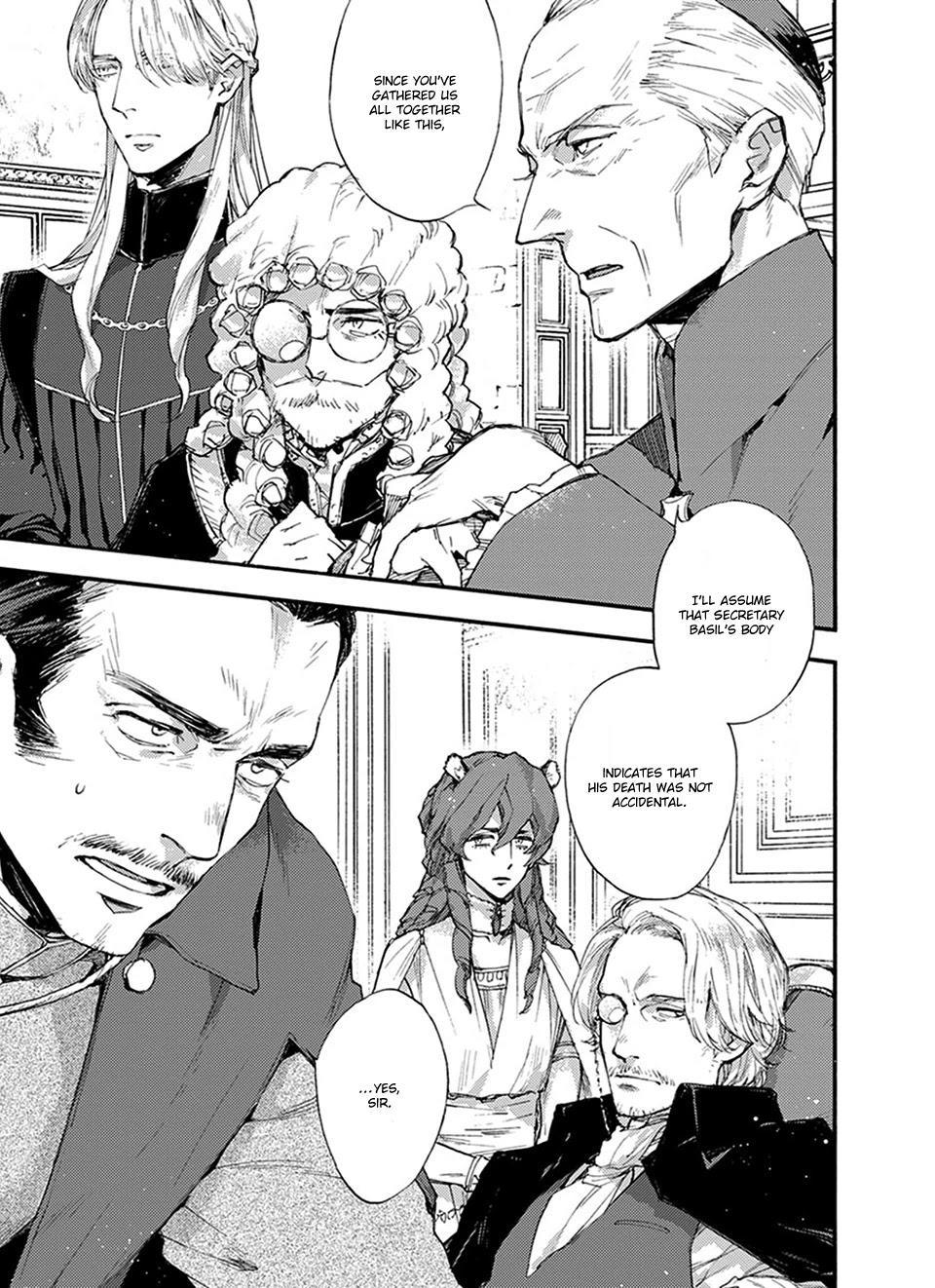 Barbarities Chapter 23 page 4 - Mangakakalots.com