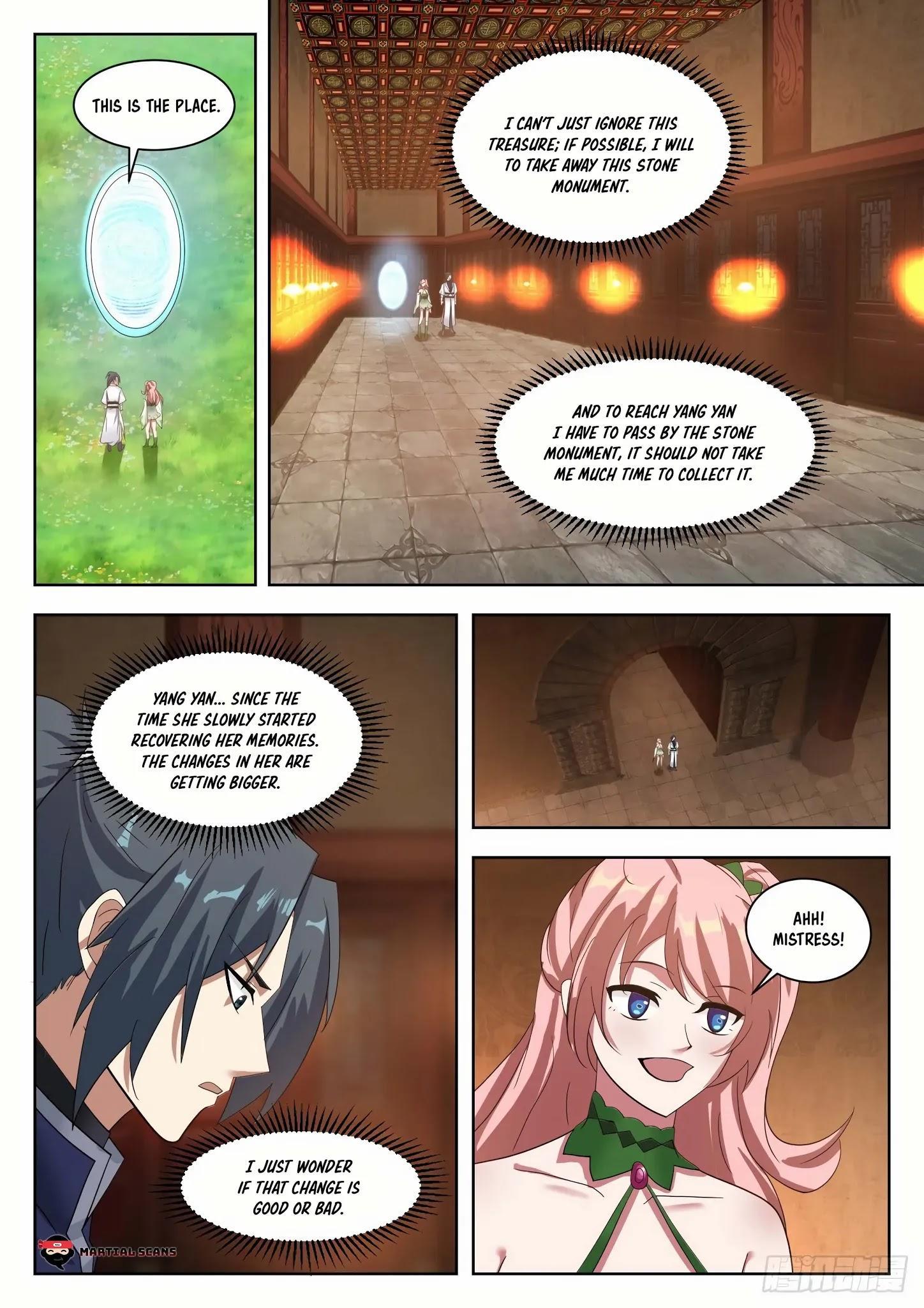 Martial Peak Chapter 1322: Pure Life Revitalizing Jade Cream page 12 - Mangakakalots.com