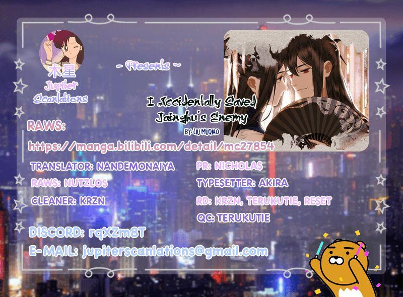 I Accidentally Saved The Jianghu'S Enemy Chapter 6 page 7 - Mangakakalots.com
