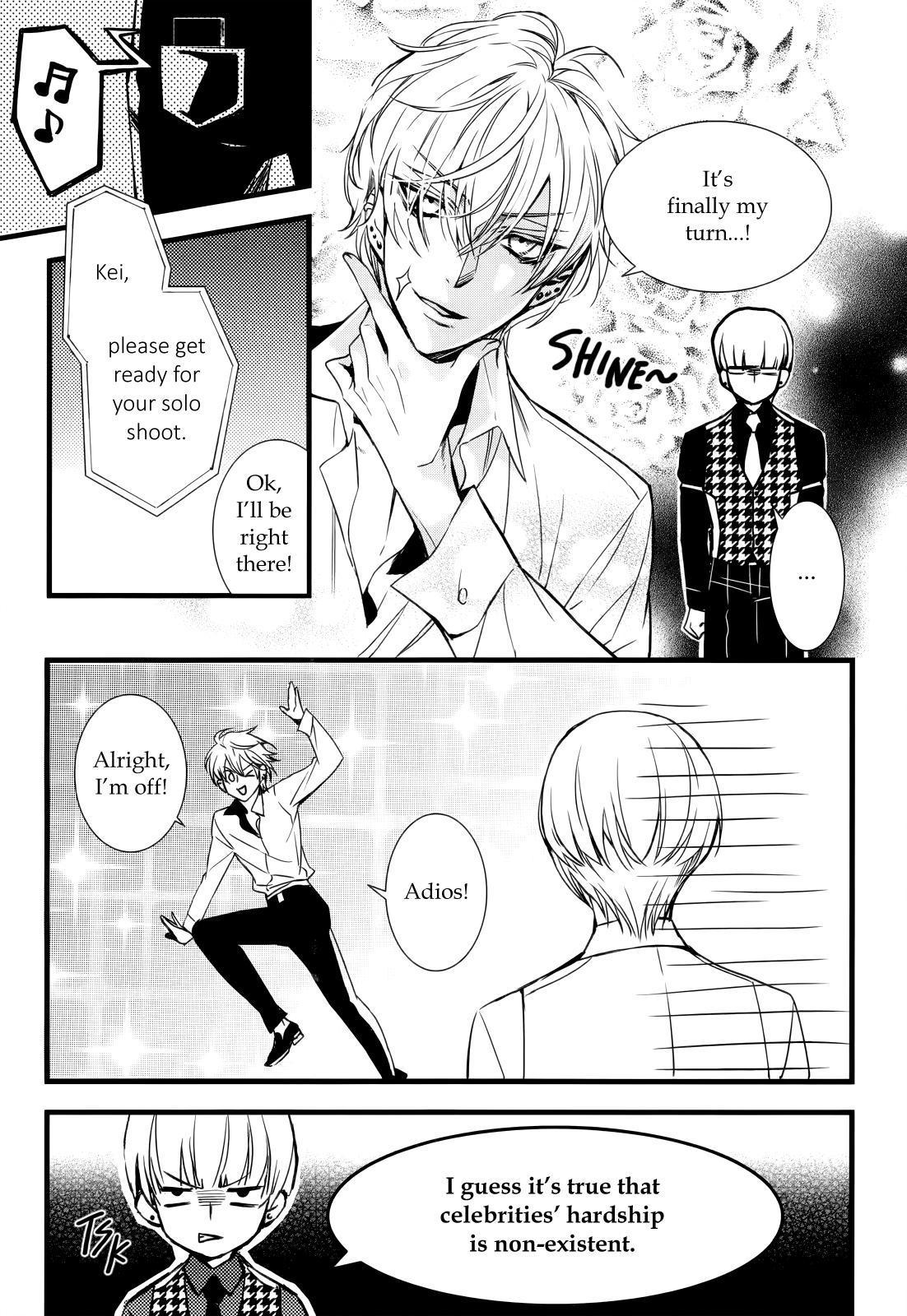 Vampire Library Chapter 36 page 14 - Mangakakalots.com