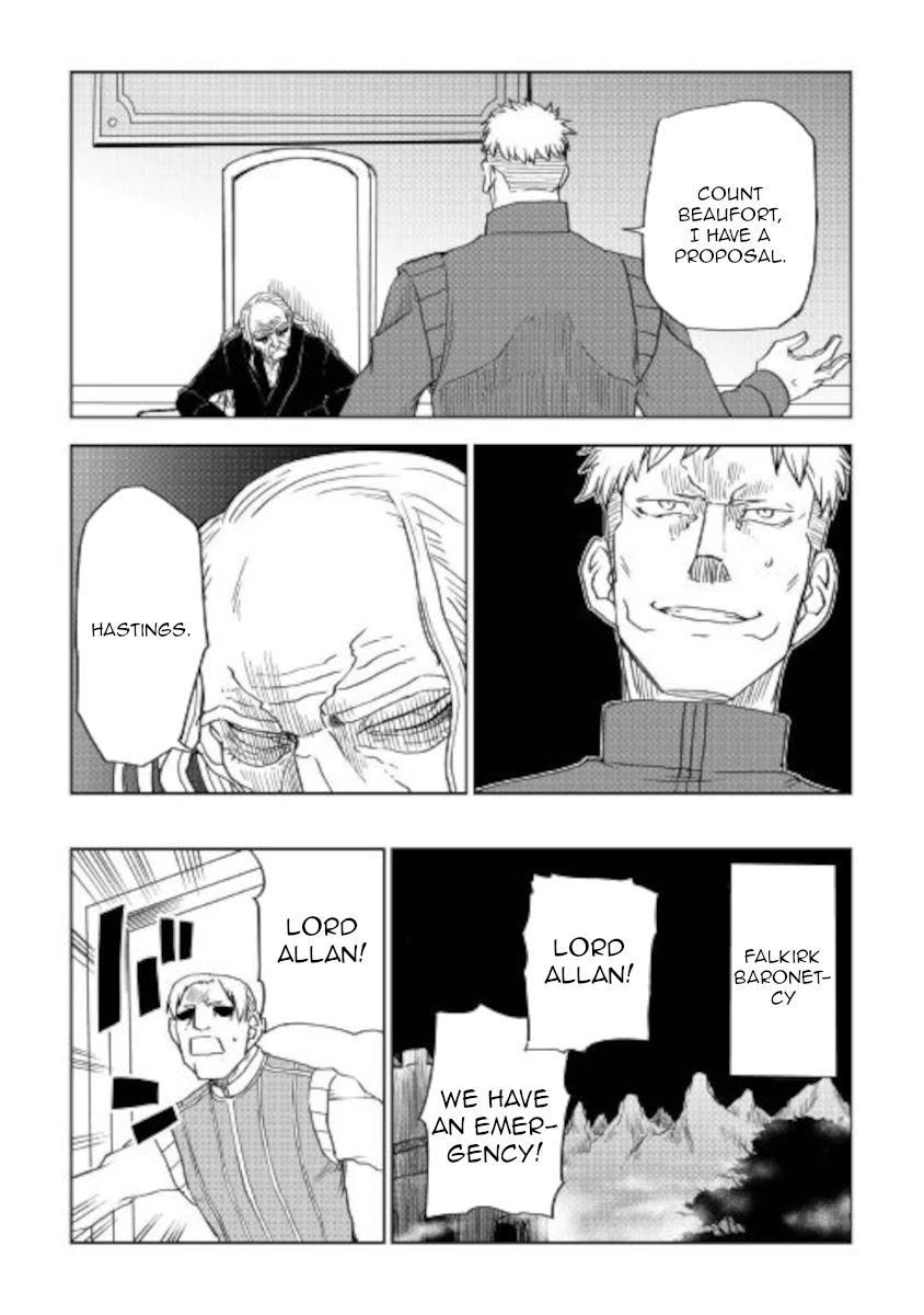 Isekai Tensei Soudouki Chapter 69: Receiving Notice page 17 - Mangakakalot