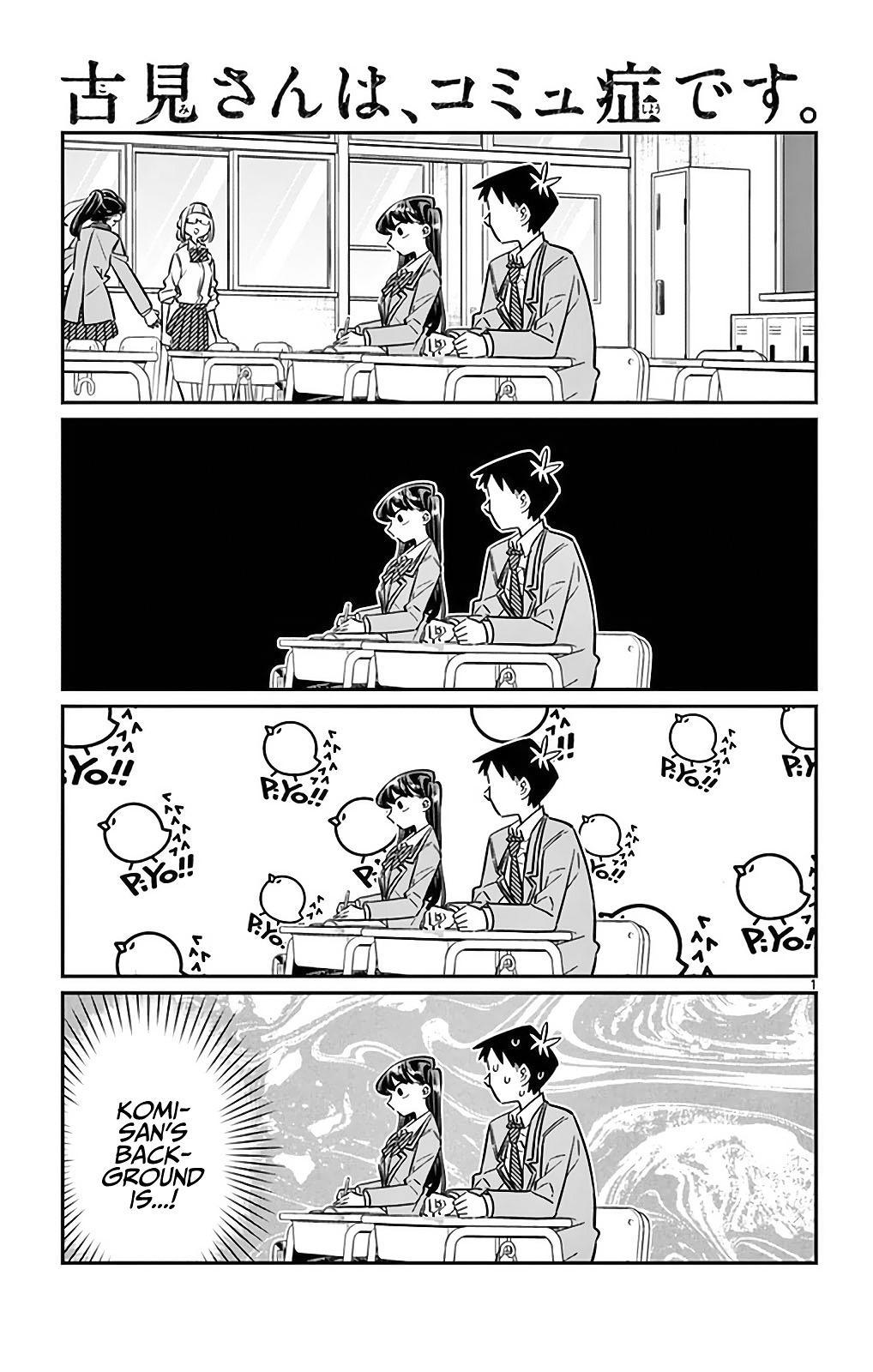 Komi-San Wa Komyushou Desu Vol.2 Chapter 26: I'm Ren! 4 page 1 - Mangakakalot