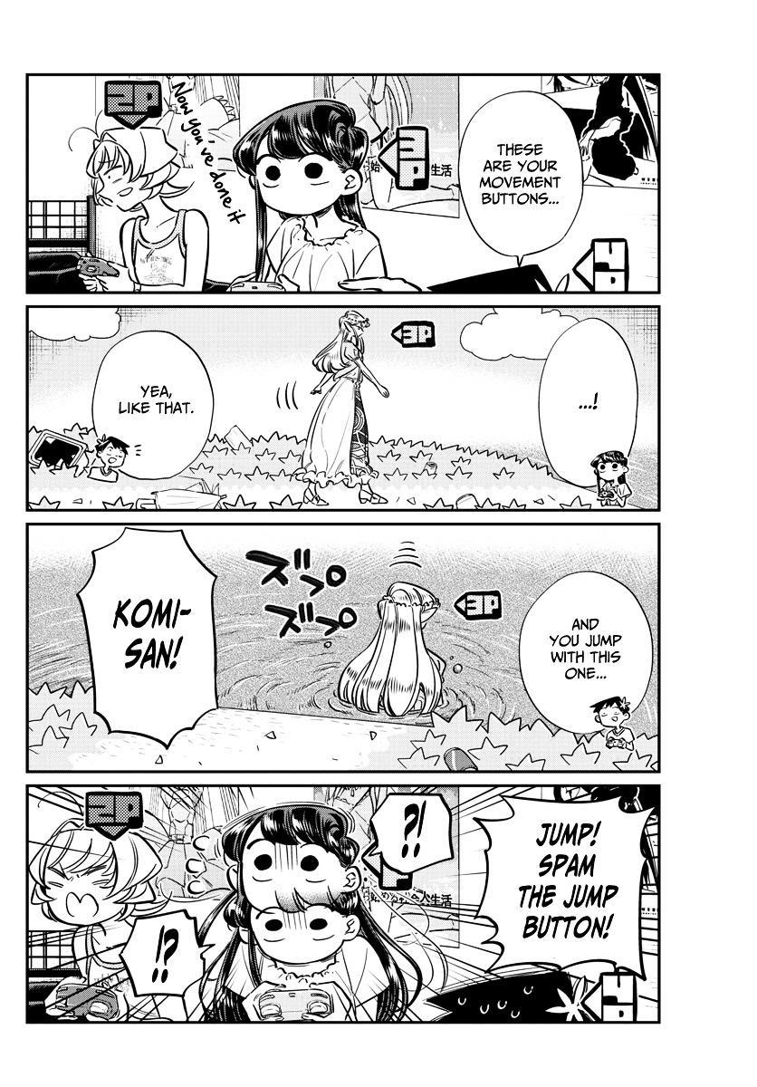 Komi-San Wa Komyushou Desu Vol.4 Chapter 48: Video Games page 14 - Mangakakalot