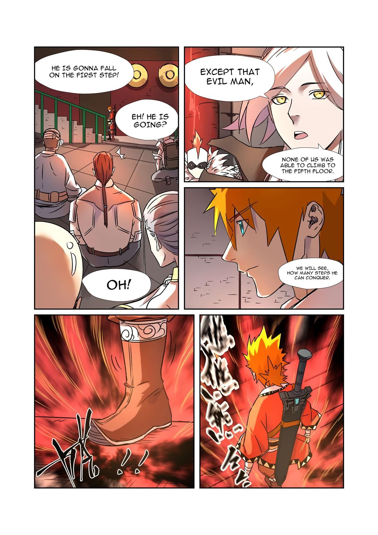Tales Of Demons And Gods Chapter 281 page 6 - Mangakakalots.com