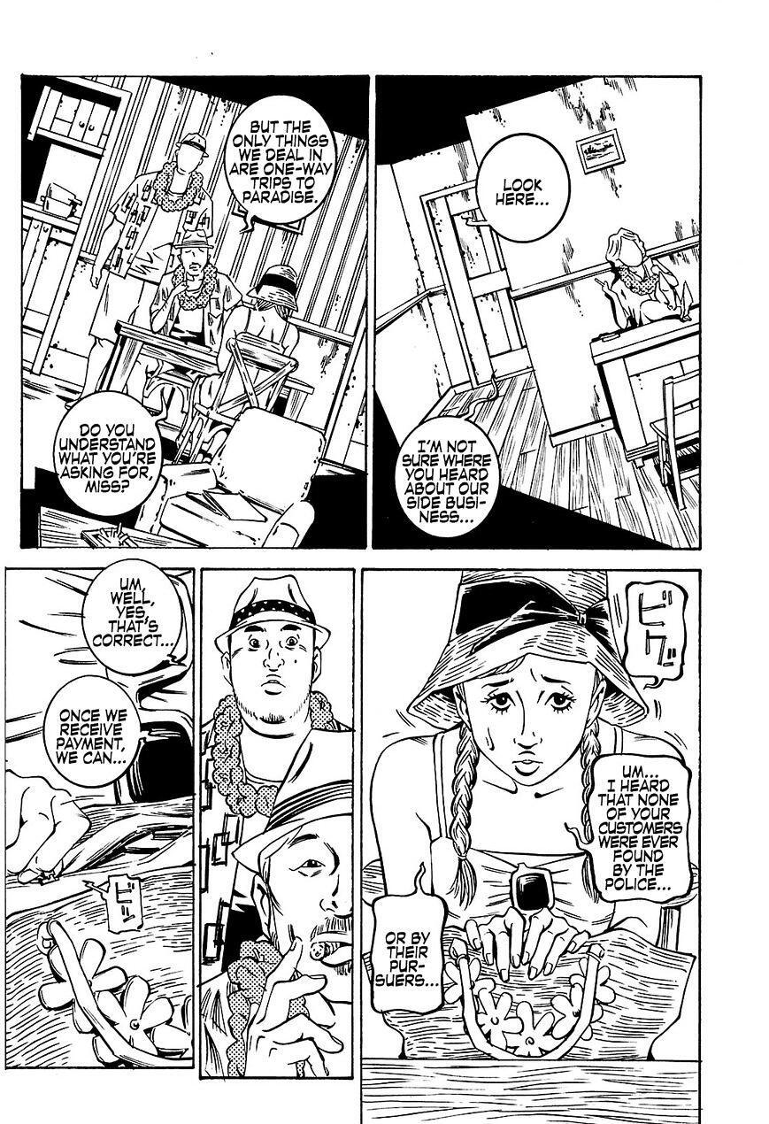 Deathco Chapter 6 : Paradise Tour 1 page 19 - Mangakakalots.com