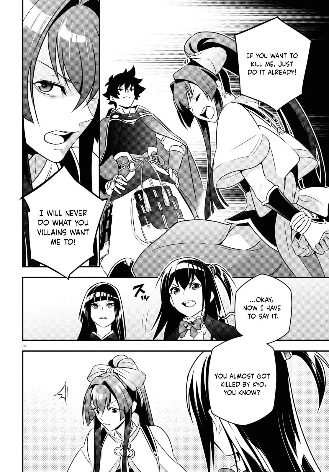 The Rising Of The Shield Hero Chapter 78: An Attacker That Charges Like A Boar page 30 - Mangakakalot