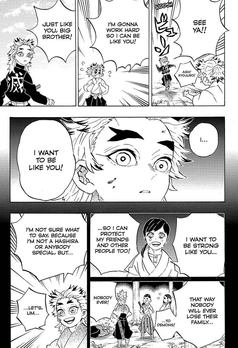 Kimetsu No Yaiba Chapter 205.5: Special One-Shot page 5 - Mangakakalots.com