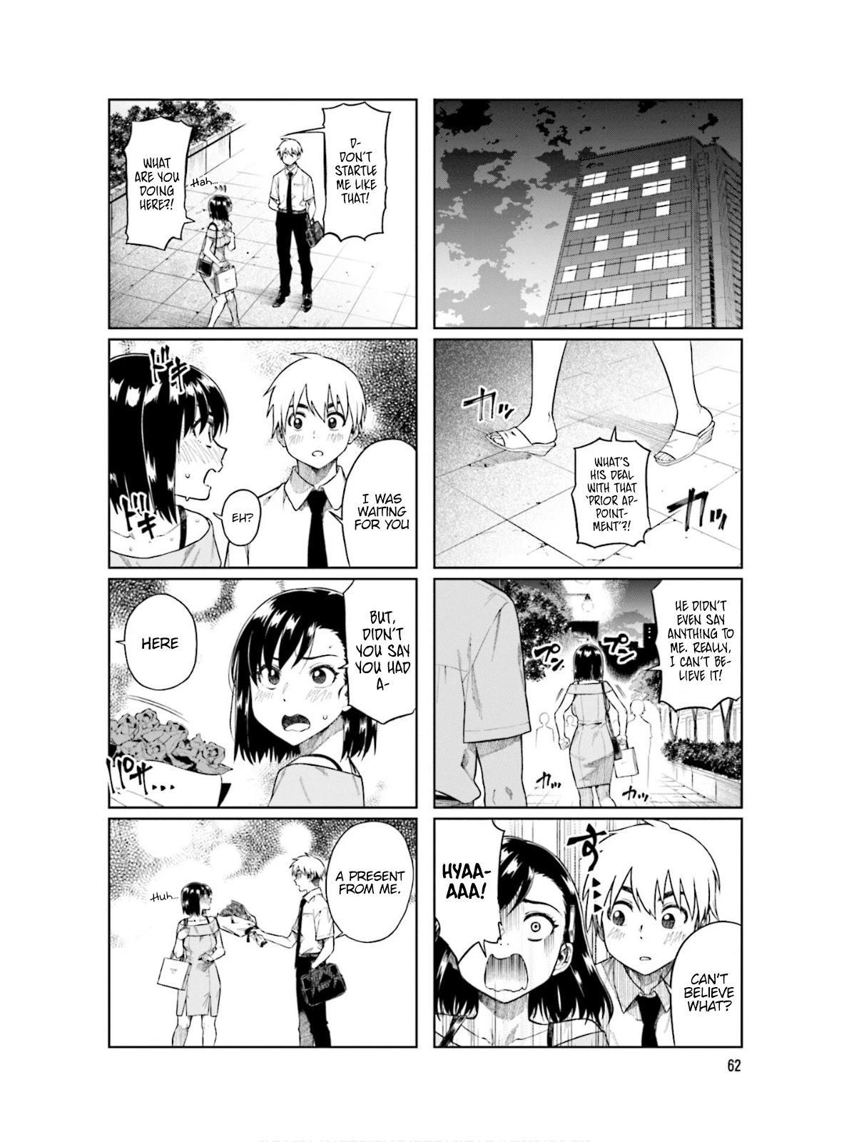 Kawaii Joushi O Komarasetai Chapter 62 page 9 - Mangakakalots.com