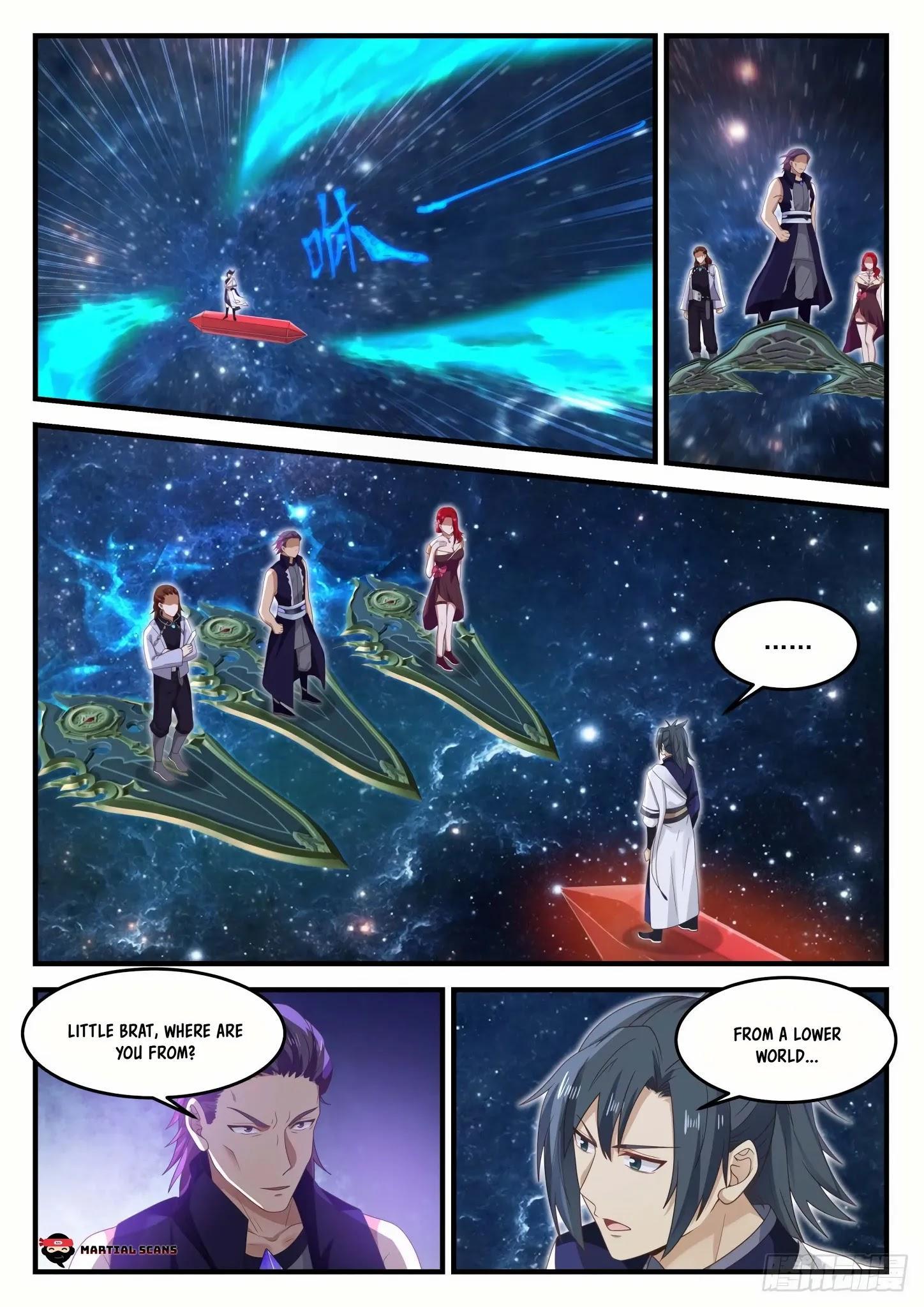 Martial Peak Chapter 845: Chaotic Abyss page 11 - Mangakakalots.com