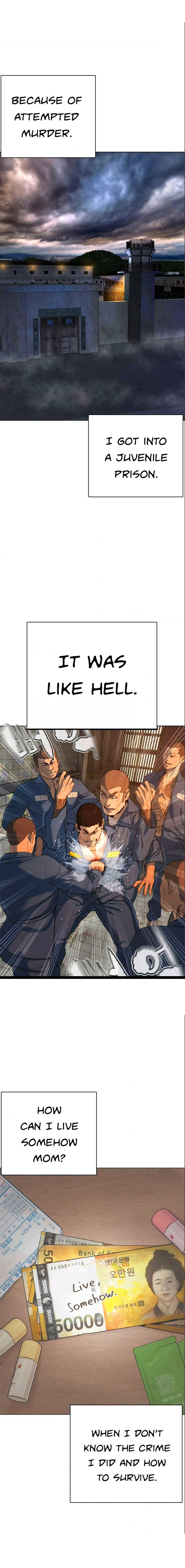How To Fight Chapter 48: Right Now, I'm The One Who's Threatening page 2 - Mangakakalots.com