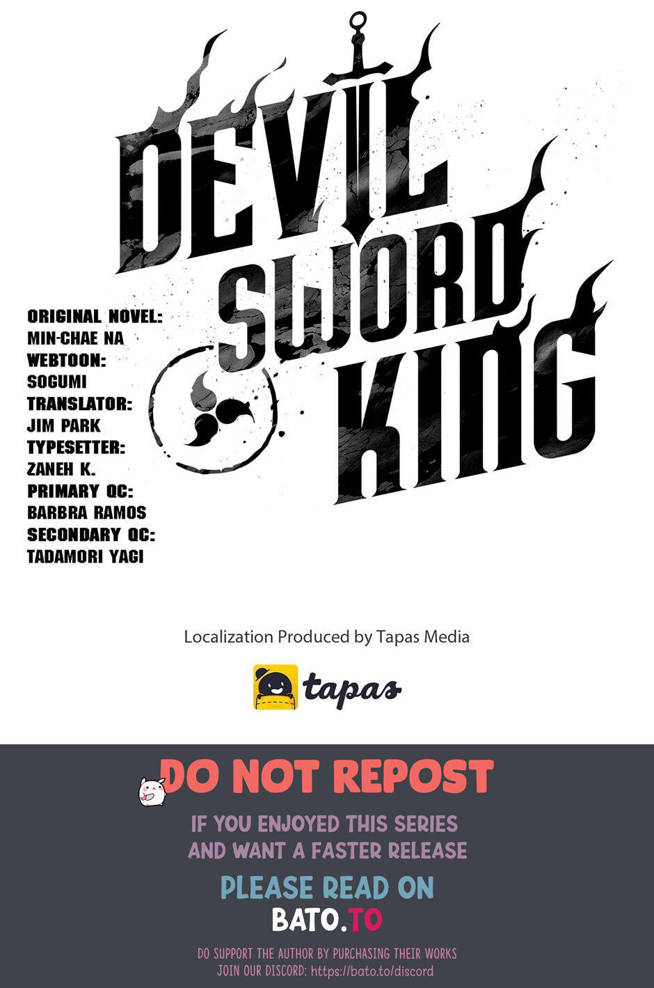 Devil Sword King Chapter 226 : It's Your Face page 51 - Mangakakalots.com