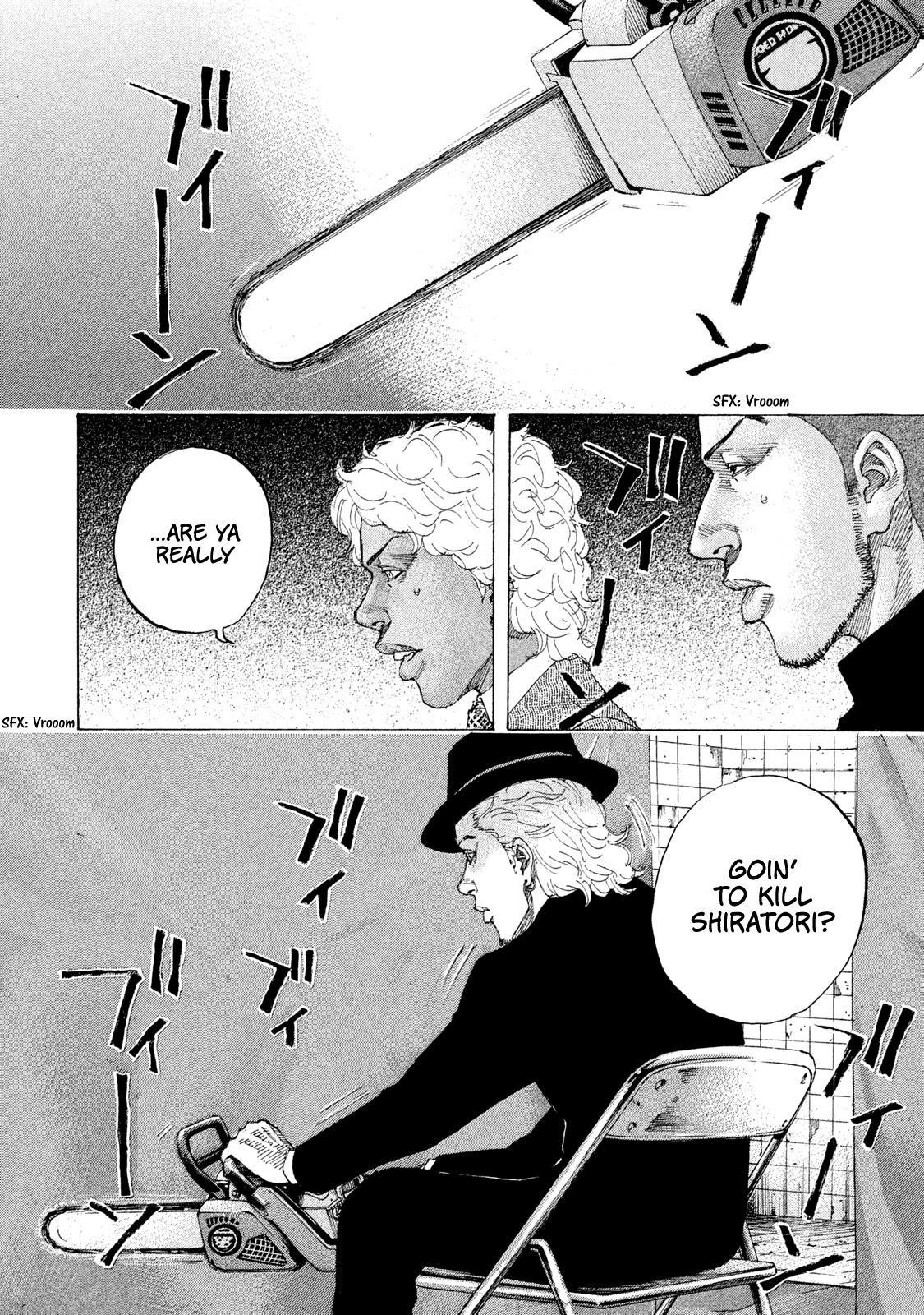 Shinjuku Swan Chapter 212: Fetish page 9 - Mangakakalots.com