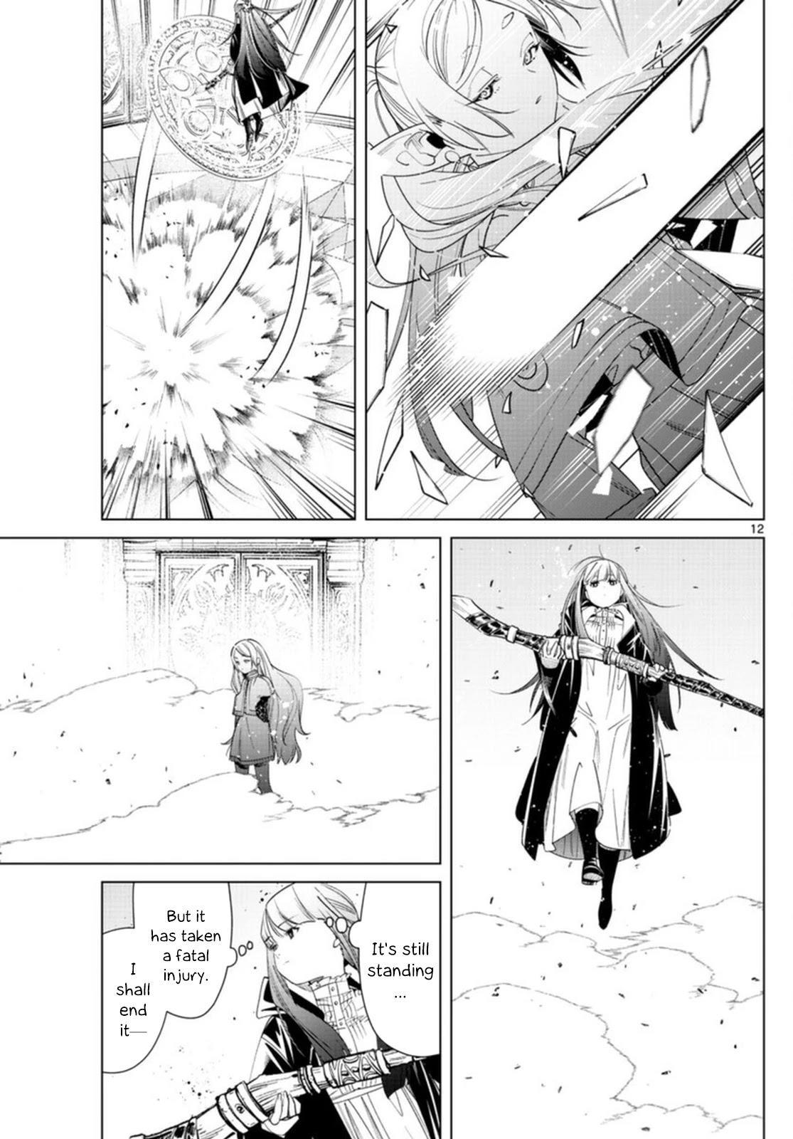 Sousou No Frieren Chapter 55 page 11 - Mangakakalots.com