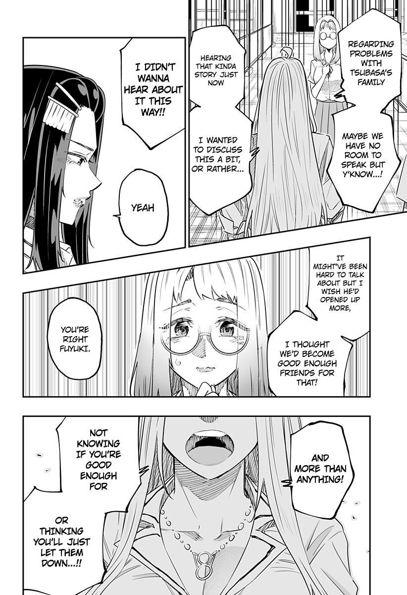 Dosanko Gyaru Is Mega Cutei Chapter 47 page 8 - Mangakakalots.com