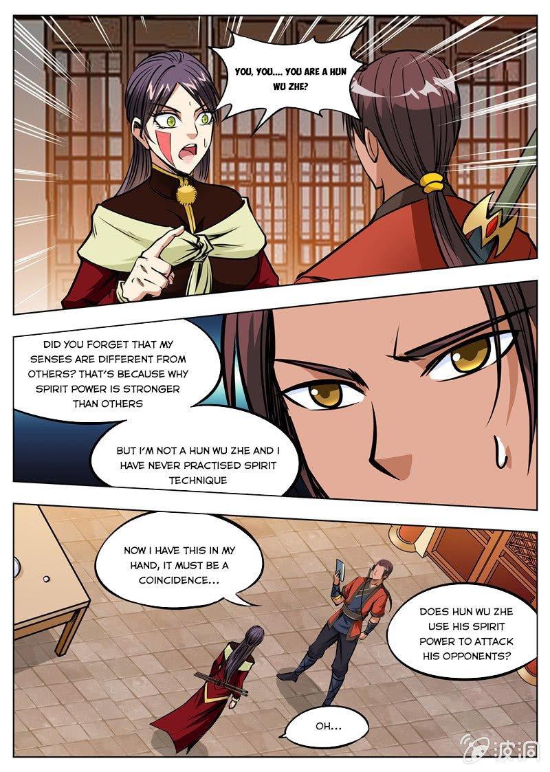 Greatest Sword Immortal Chapter 165.3 page 4 - Mangakakalots.com