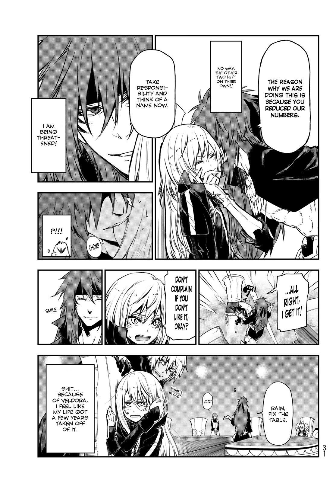 Tensei Shitara Slime Datta Ken Chapter 86: Octagram Demon Lords page 19 - Mangakakalots.com