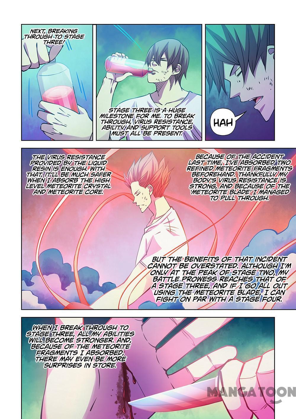 Moshi Fanren Chapter 246 page 3 - Mangakakalots.com