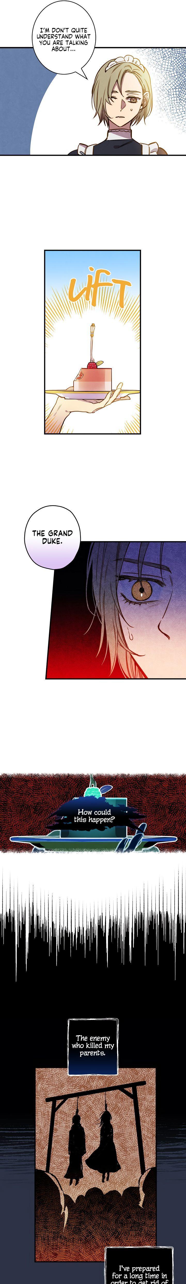 Shadow Queen Chapter 30 page 8 - Mangakakalots.com