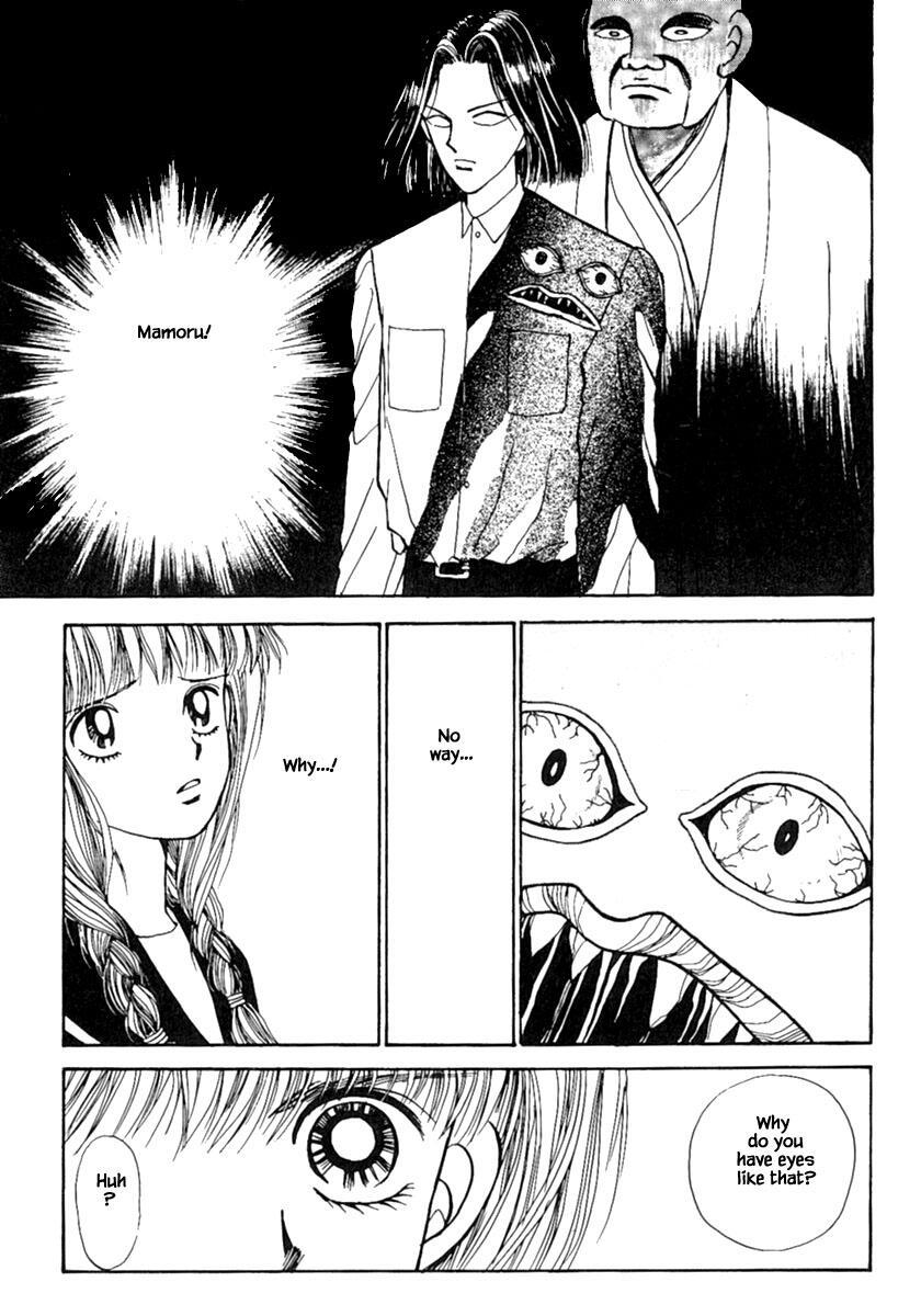Shi To Kanojo To Boku Chapter 8.1 page 21 - Mangakakalots.com