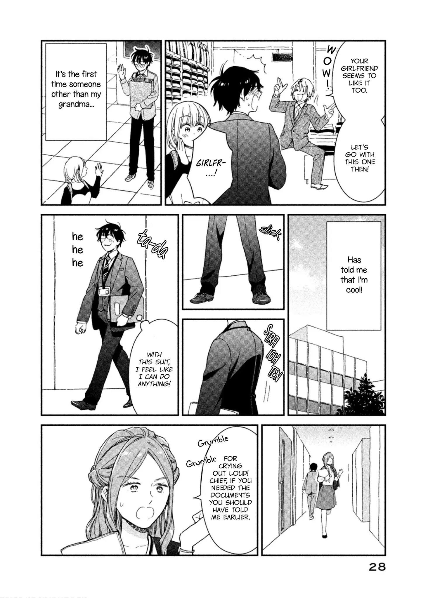 Rental Girlfriend Tsukita-San Chapter 10 page 14 - Mangakakalots.com