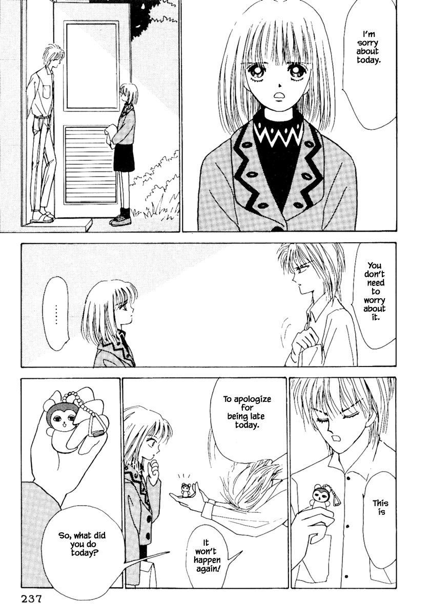 Shi To Kanojo To Boku Chapter 7.2 page 6 - Mangakakalots.com