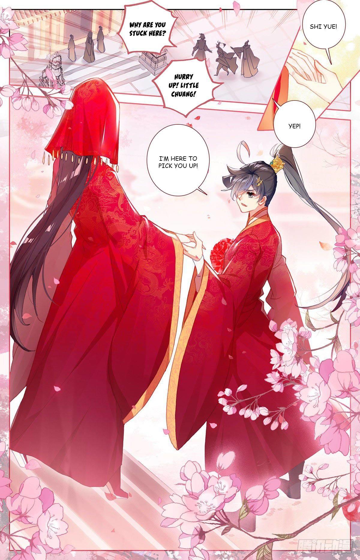 Azure Legacy Chapter 99 page 12 - Mangakakalots.com
