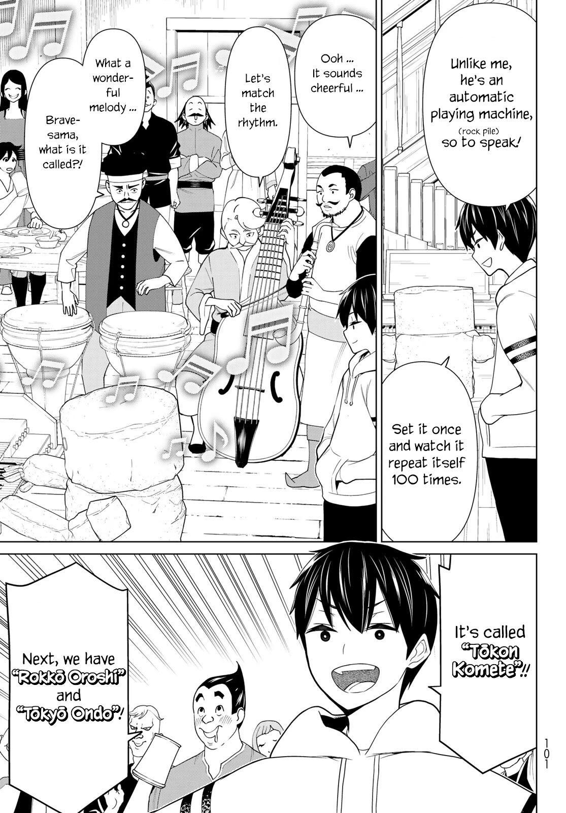 Time Stop Brave Chapter 20 page 19 - Mangakakalots.com
