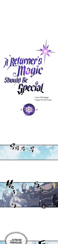A Returner's Magic Should Be Special Chapter 152 page 5 - Mangakakalots.com