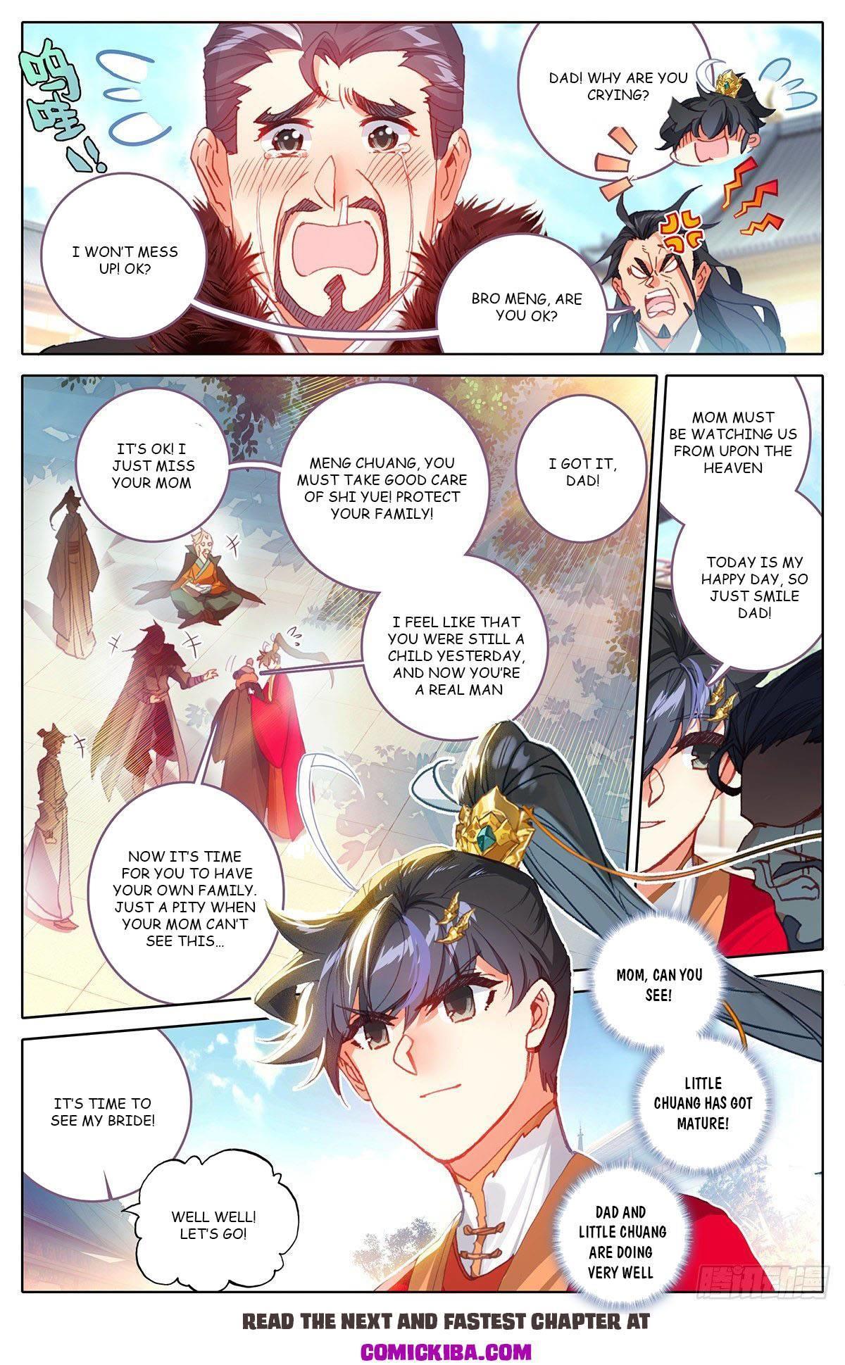 Azure Legacy Chapter 99 page 10 - Mangakakalots.com