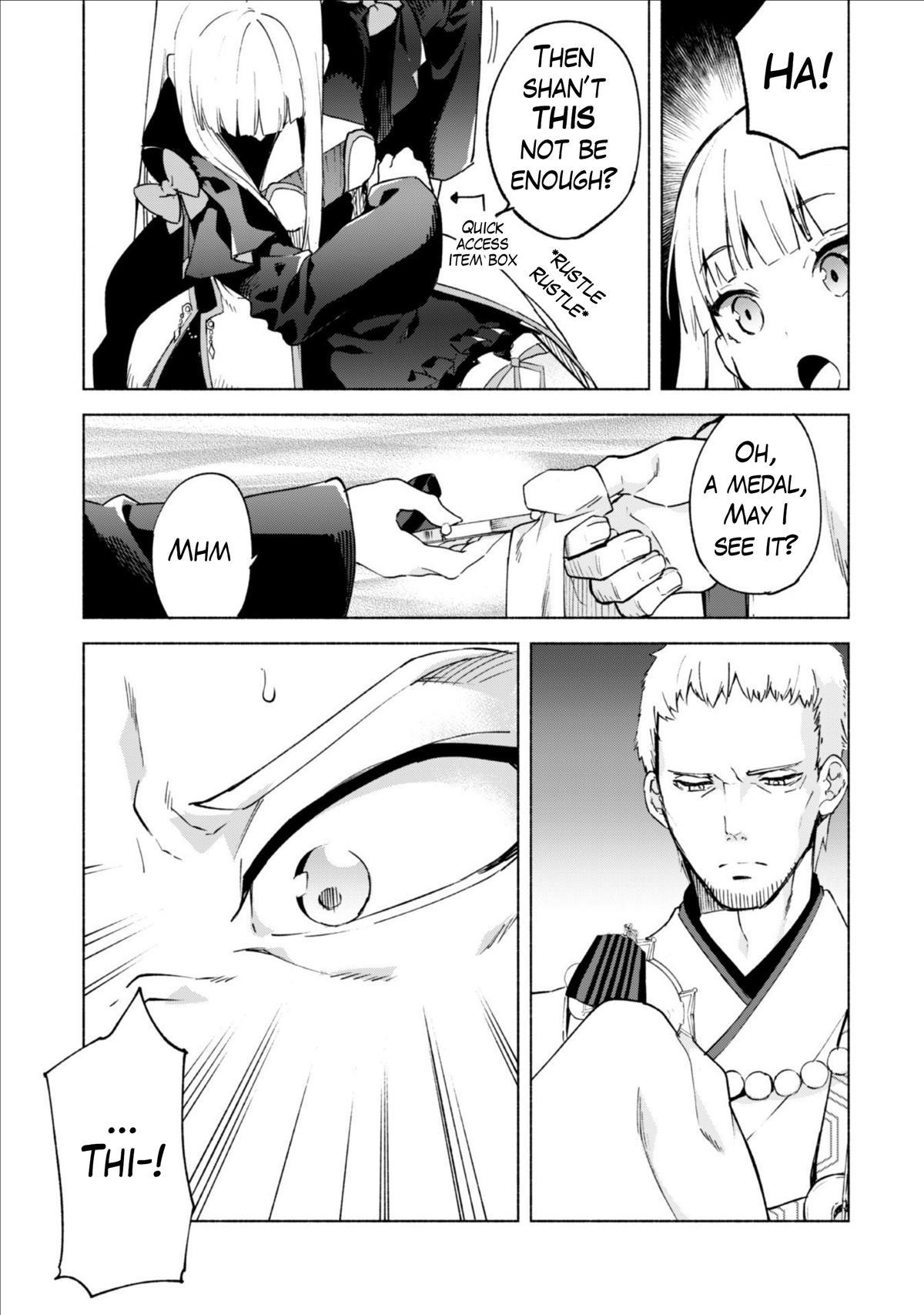 Kenja No Deshi Wo Nanoru Kenja Chapter 44 page 3 - Mangakakalots.com