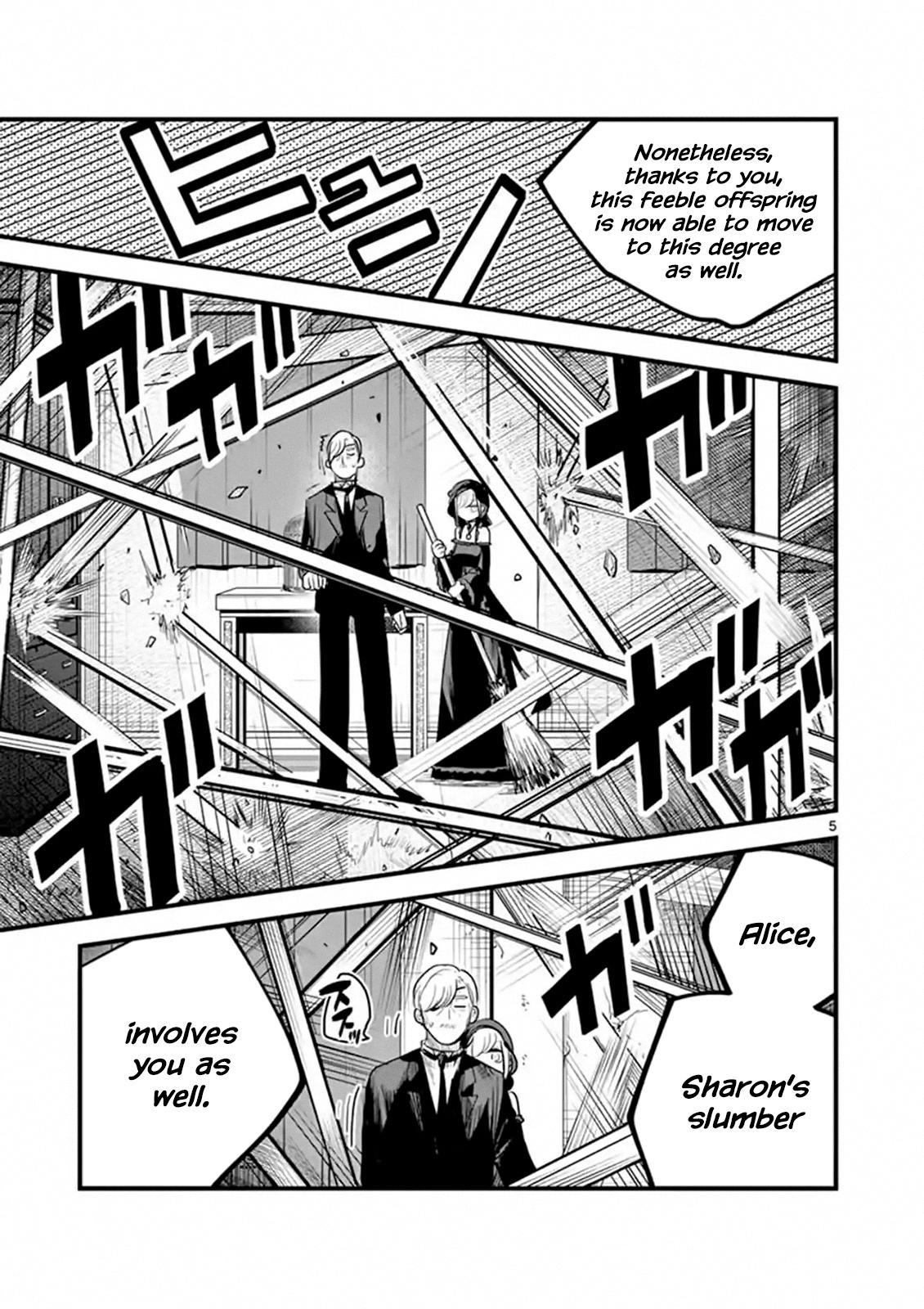 The Duke Of Death And His Black Maid Chapter 155: Painful Experience page 5 - Mangakakalots.com