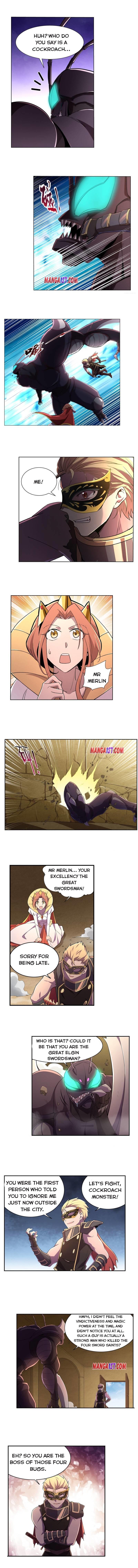 The Demon King Who Lost His Job Chapter 189 page 5 - Mangakakalots.com
