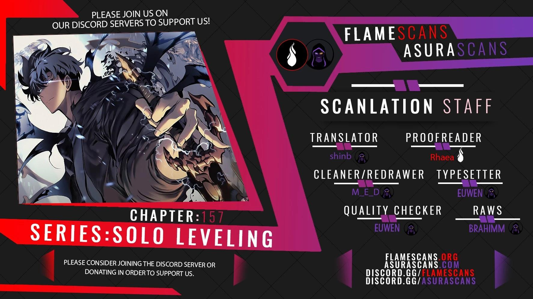 Solo Leveling Chapter 157 page 1 - Mangakakalots.com