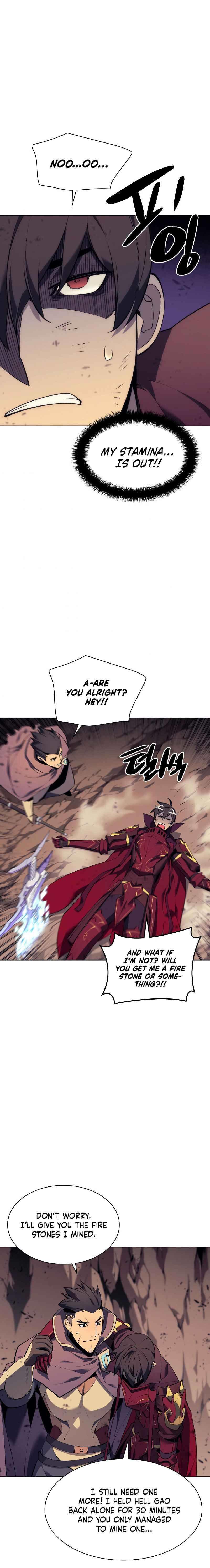 Overgeared Chapter 91 page 18 - Mangakakalots.com