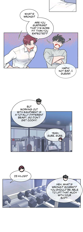 Anti P.t. Side Story 1 page 20 - Mangakakalots.com