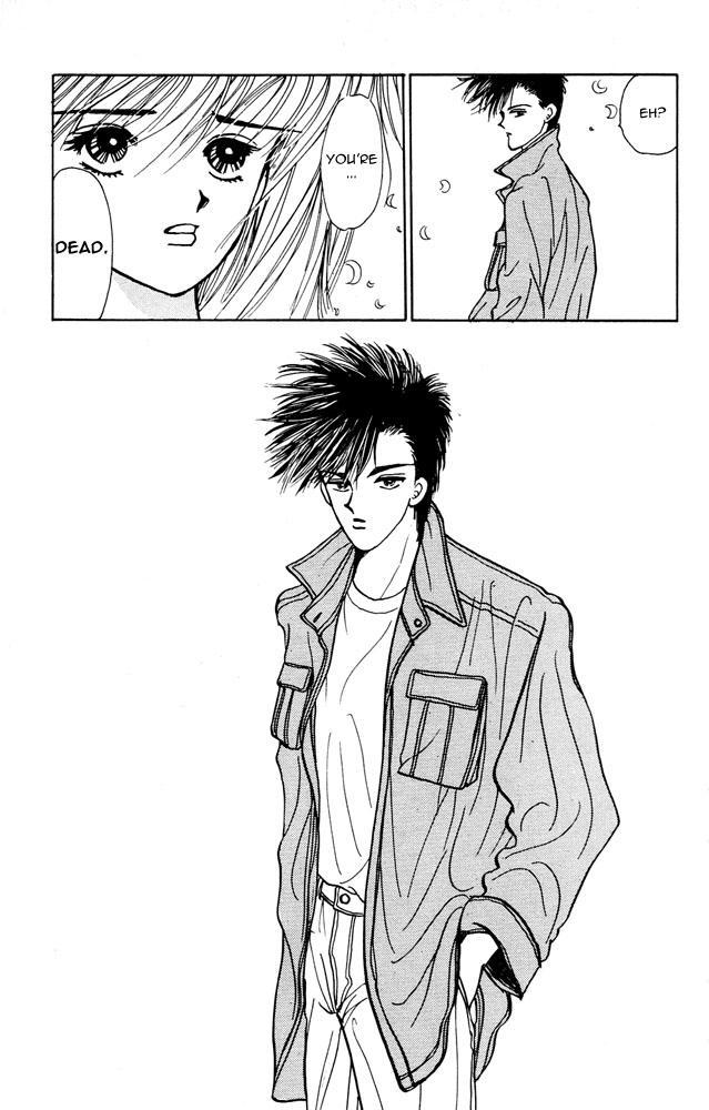 Shi To Kanojo To Boku Chapter 3 V2 : I Can See... Death page 30 - Mangakakalots.com