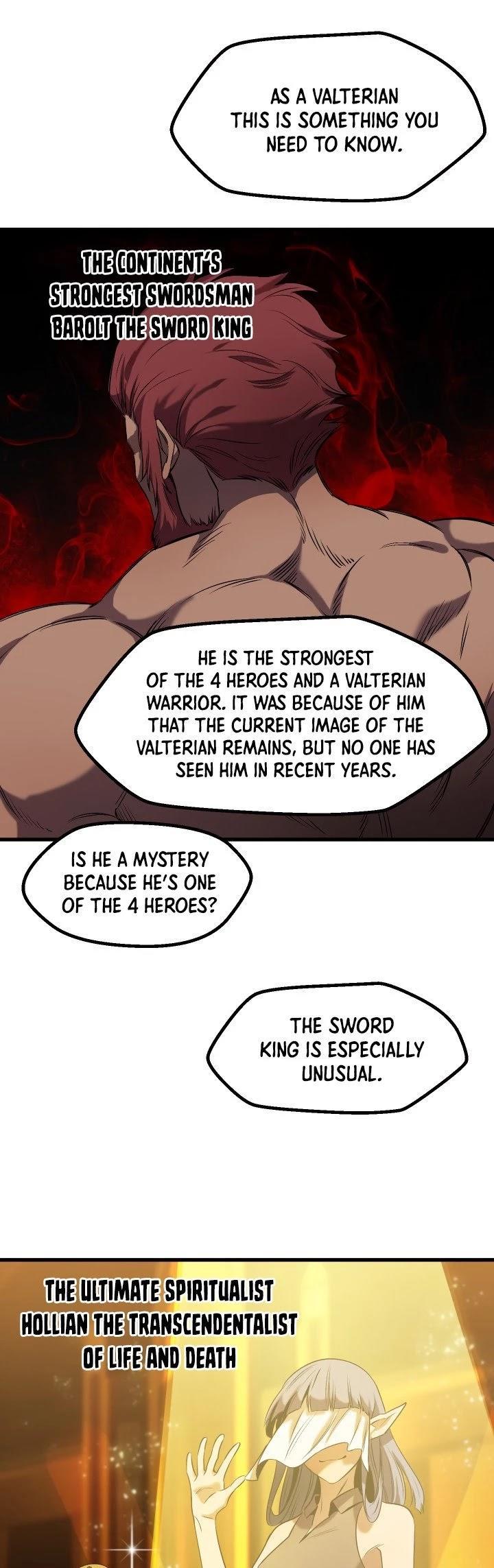 Survival Story Of A Sword King In A Fantasy World Chapter 49 page 38 - Mangakakalots.com