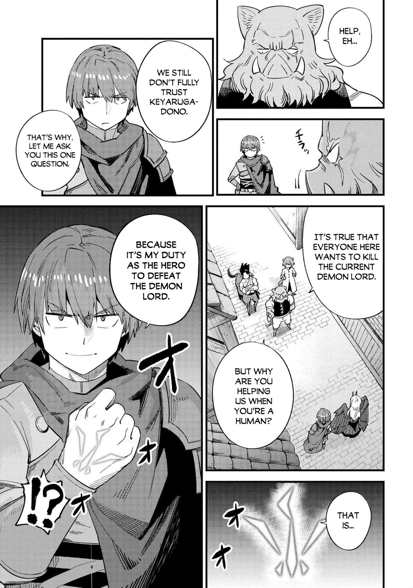 Kaifuku Jutsushi No Yarinaoshi Chapter 37.2 page 7 - Mangakakalots.com