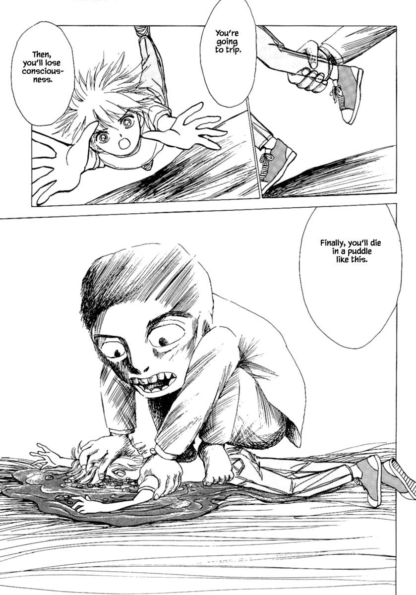 Shi To Kanojo To Boku Chapter 7.1 page 21 - Mangakakalots.com