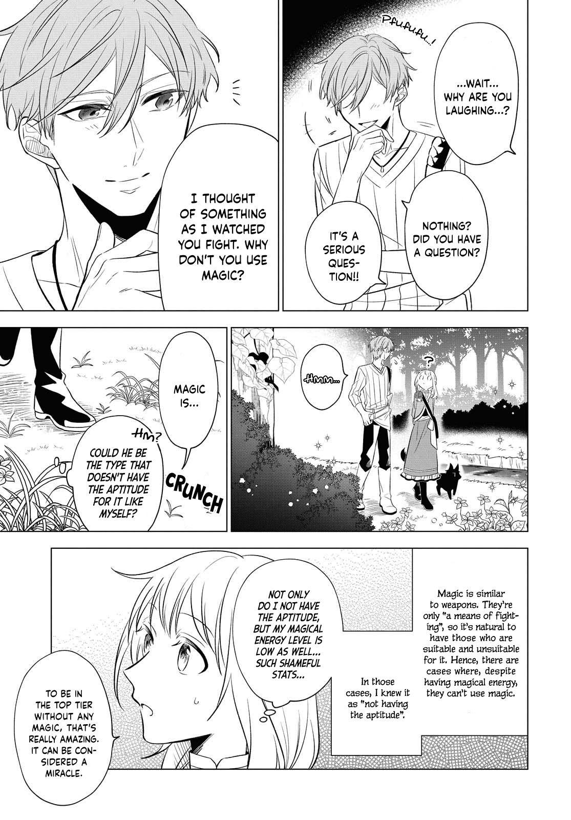 I Want To Become The Hero's Bride ( ̄∇ ̄)ゞ Chapter 9 page 18 - Mangakakalots.com